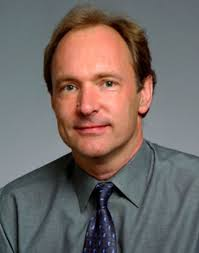 "Sir Timothy John ""Tim"" Berners-Lee"